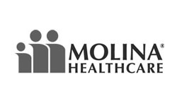 Moline Health Care Logo