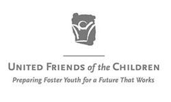 United Frinds of the Children Logo